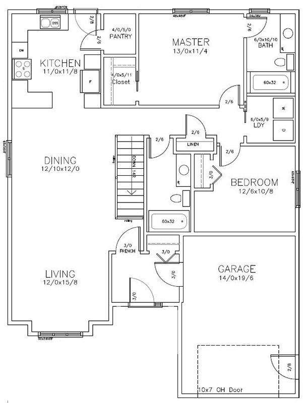 Indianapolis house plans donovan homes for Indianapolis home builders floor plans