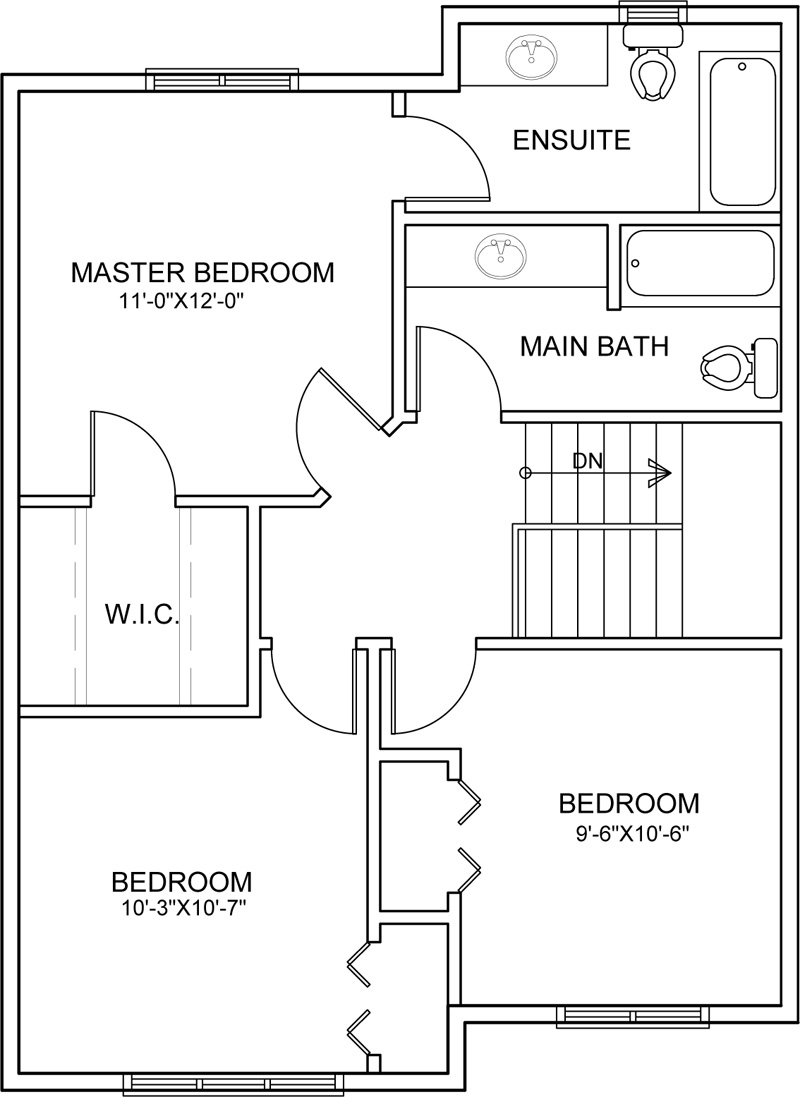 The Patterson - Second Floor